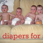 Where to donate diapers in the East Bay