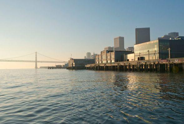 The Exploratorium at Pier 15