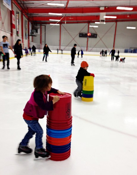 Birthday Party at Oakland Ice Center