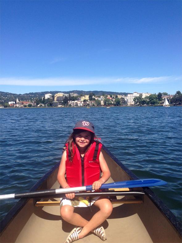 rowing lake merritt