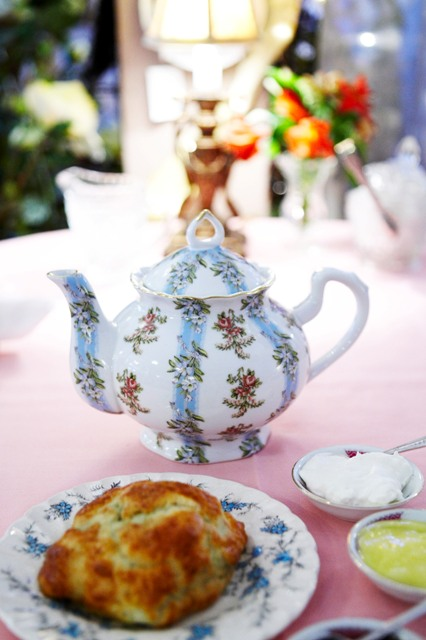 """Tyme for Tea & Co. is offering a """"Tea of Good Tidings"""" Dec. 12 and 13."""