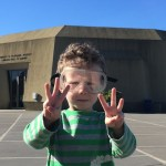 Three-year olds' guides to the Bay Area