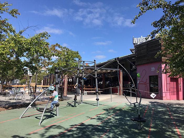 Jack London Square Playground