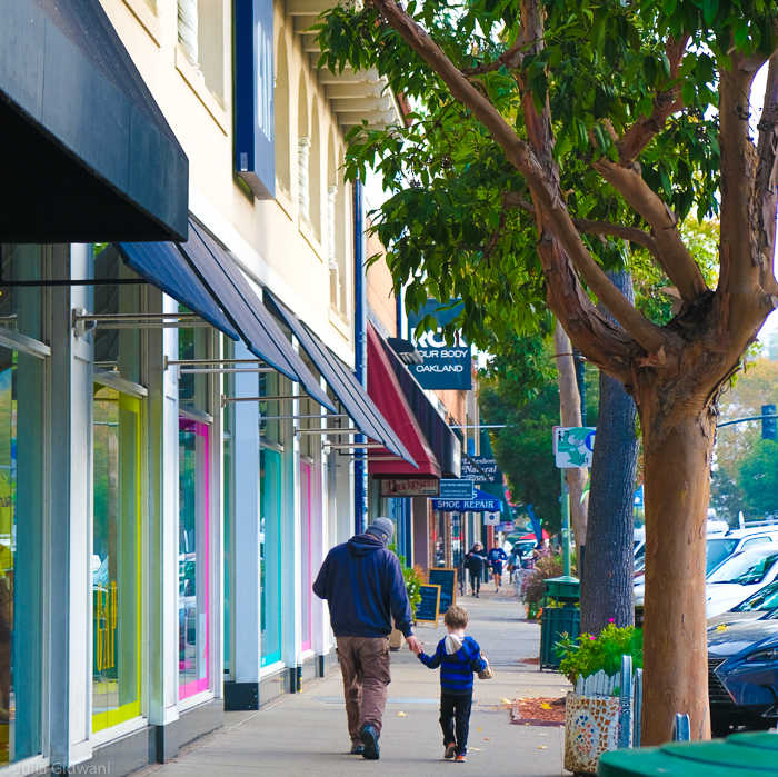 Lakeshore Ave Oakland
