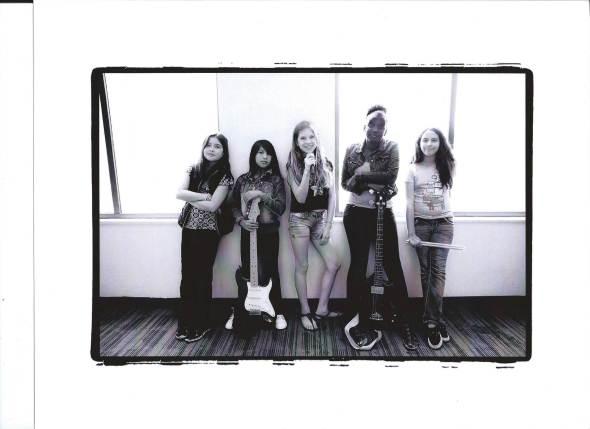 Oakland Girls Rock Band Camp