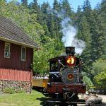 Santa Cruz guide for kids who love trains