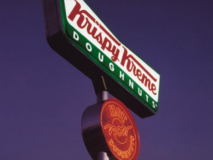 Krispy Kreme factories are a fun outing for kids