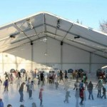 Walnut Creek ice skating rink