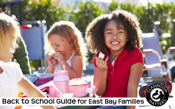 Back to school guide for East Bay families