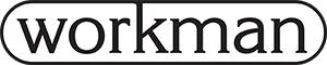 Workman Black and White Logo