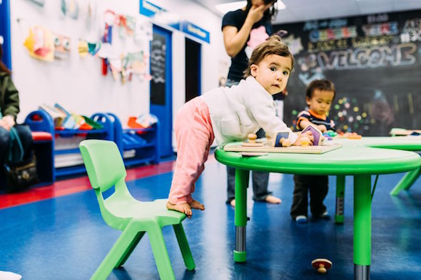 Toddlers Day Out at Kids Gym Berkeley with Close5 recap