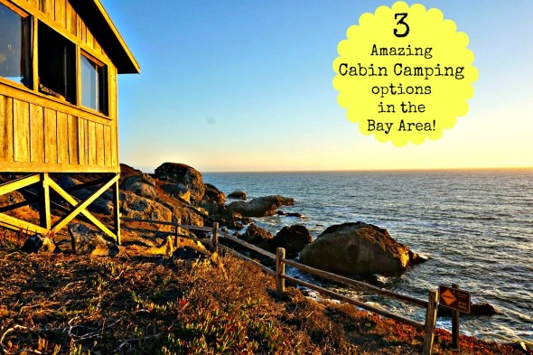 cabin camping bay area