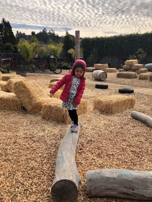 Golestan outdoor space