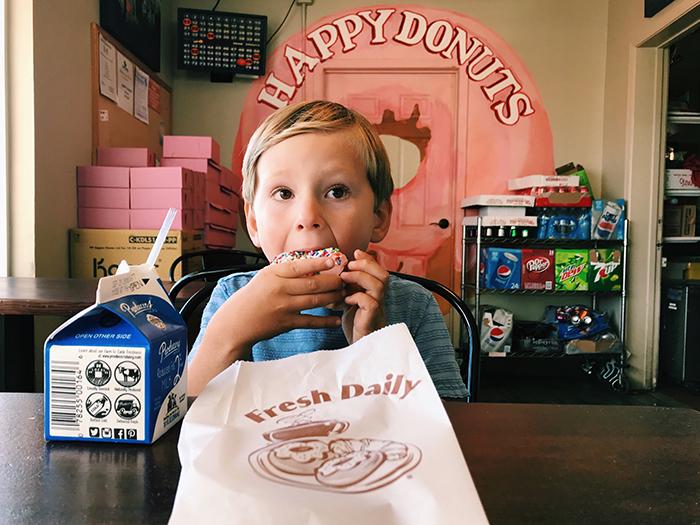 Happy Donuts San Pablo