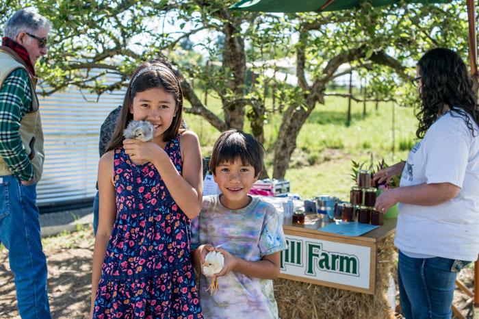 Redwood Hill Farm Cr Dawn Heumann