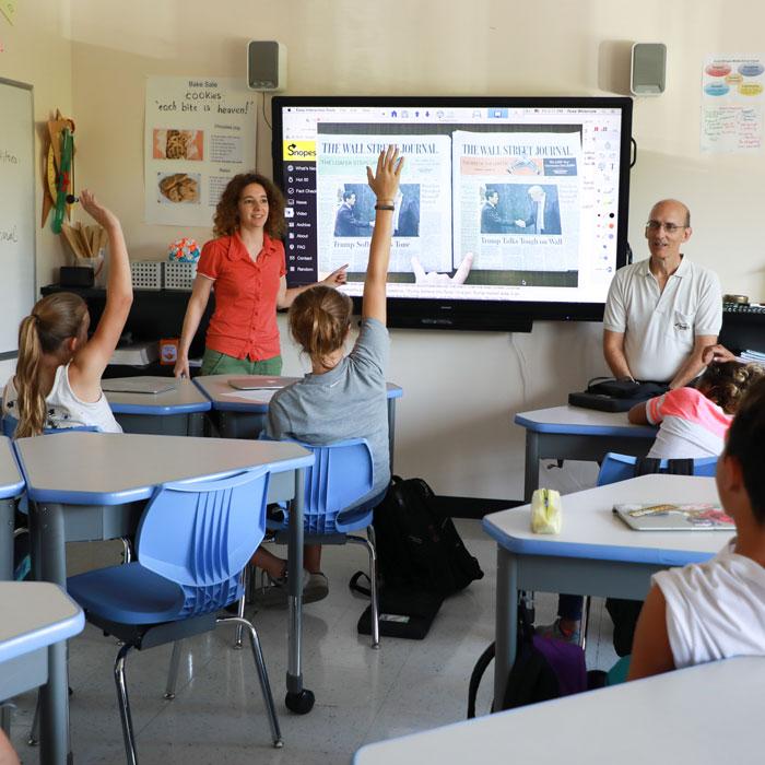 Ecole bilingue berkeley middleschool