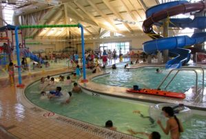 Silliman Aquatic Center in Newark