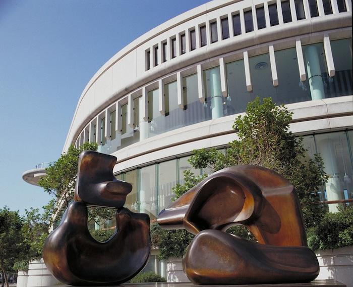 SF Symphony exterior