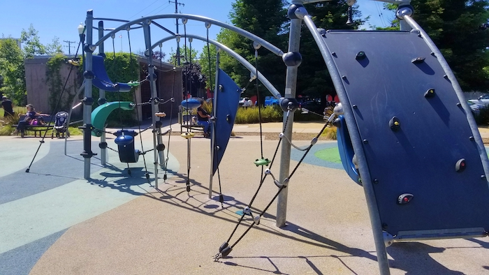 Doyle Hollis Park in Emeryville