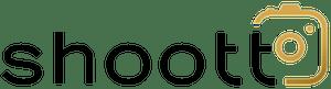 shoott logo white
