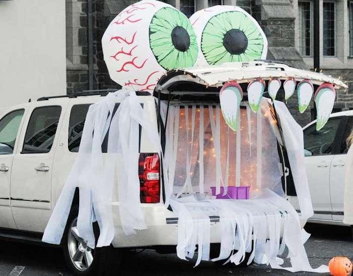 Trunk or Treat Halloween Carnival at El Cerrito