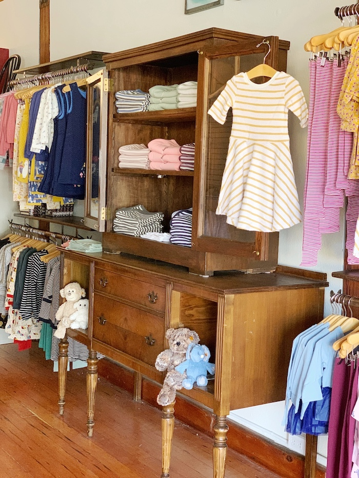GoldenBug Kids shop on Fourth St Berkeley