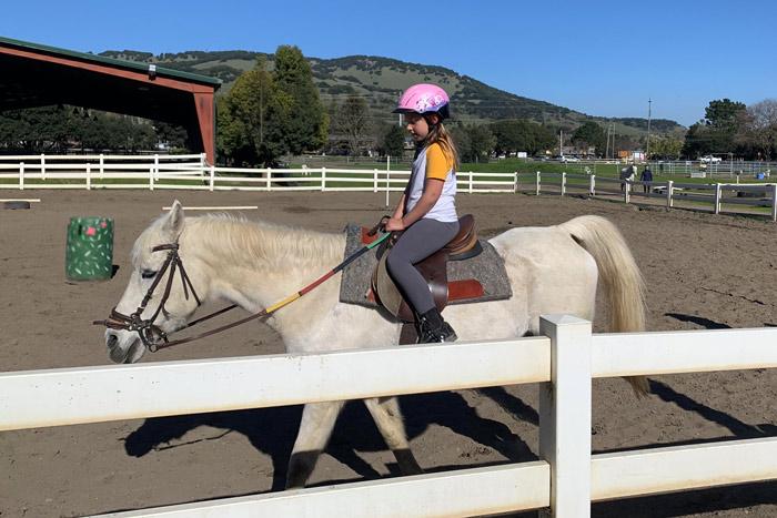 Horseback Riding in Novato