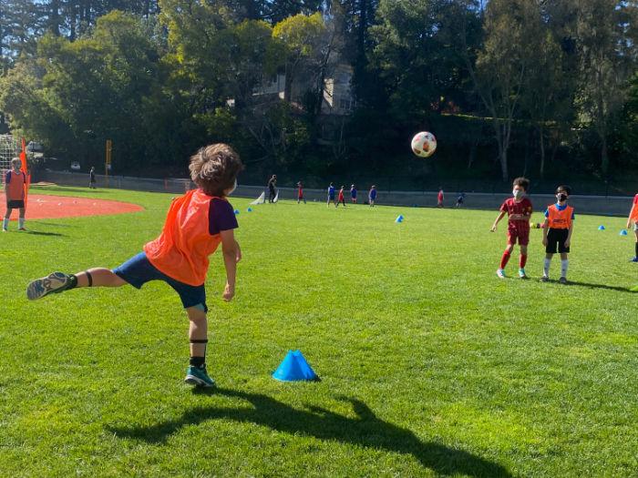 soccer camp for kids