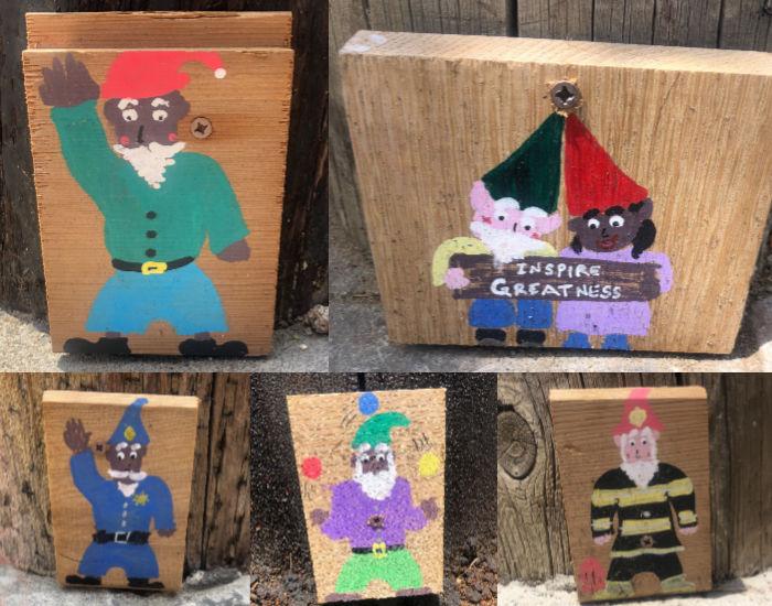 Gnomes to find in Upper Rockridge