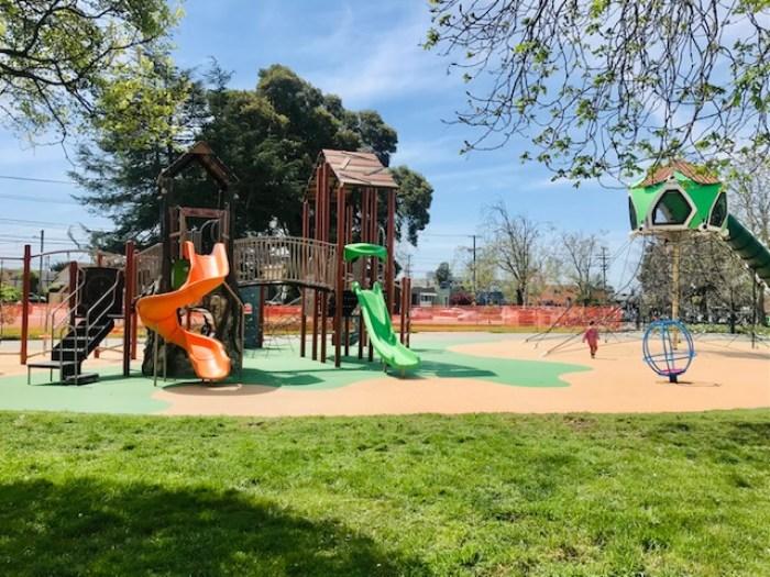 San Pablo Park Berkeley