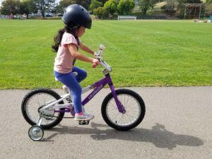 Kid bikes El Cerrito