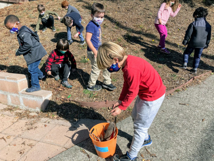 Crestmont garden young learners