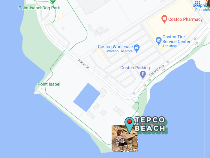 how to get to tepco beach in richmond