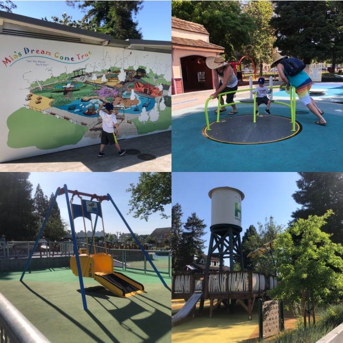 hayward playground