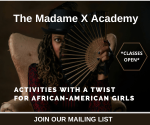 ad for Madame X