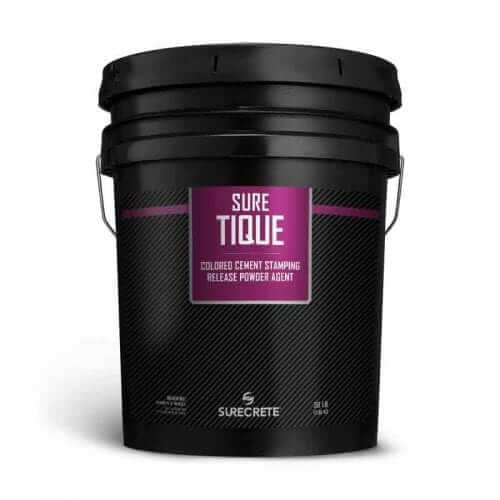 SureTique   Colored Powder Release for Stamped Concrete