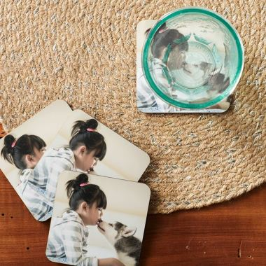 Coasters, Photo Gifts, 5280 Print
