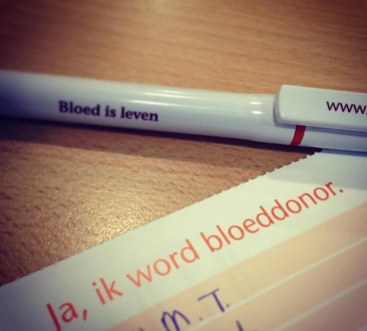 Een Bezoekje Aan De Bloedbank