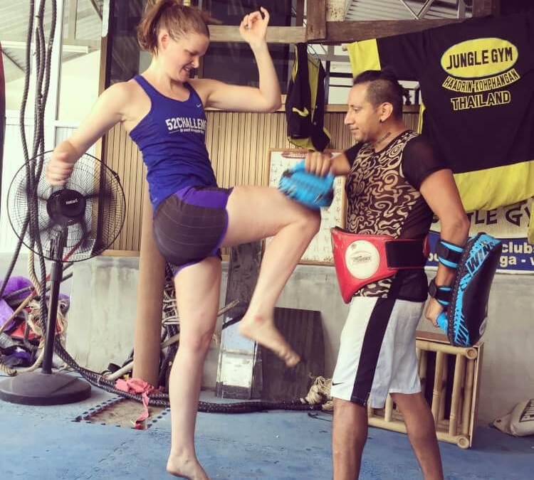 Nieuwe sport uitproberen: Muay Thai Boksen