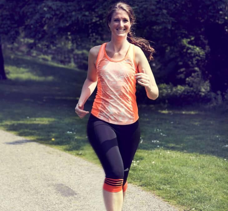 De Halve Marathontraining Is Van Start