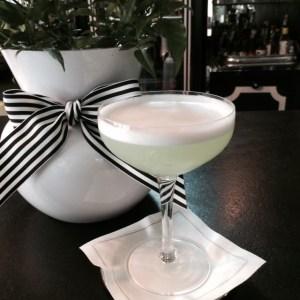 cocktail at club raye