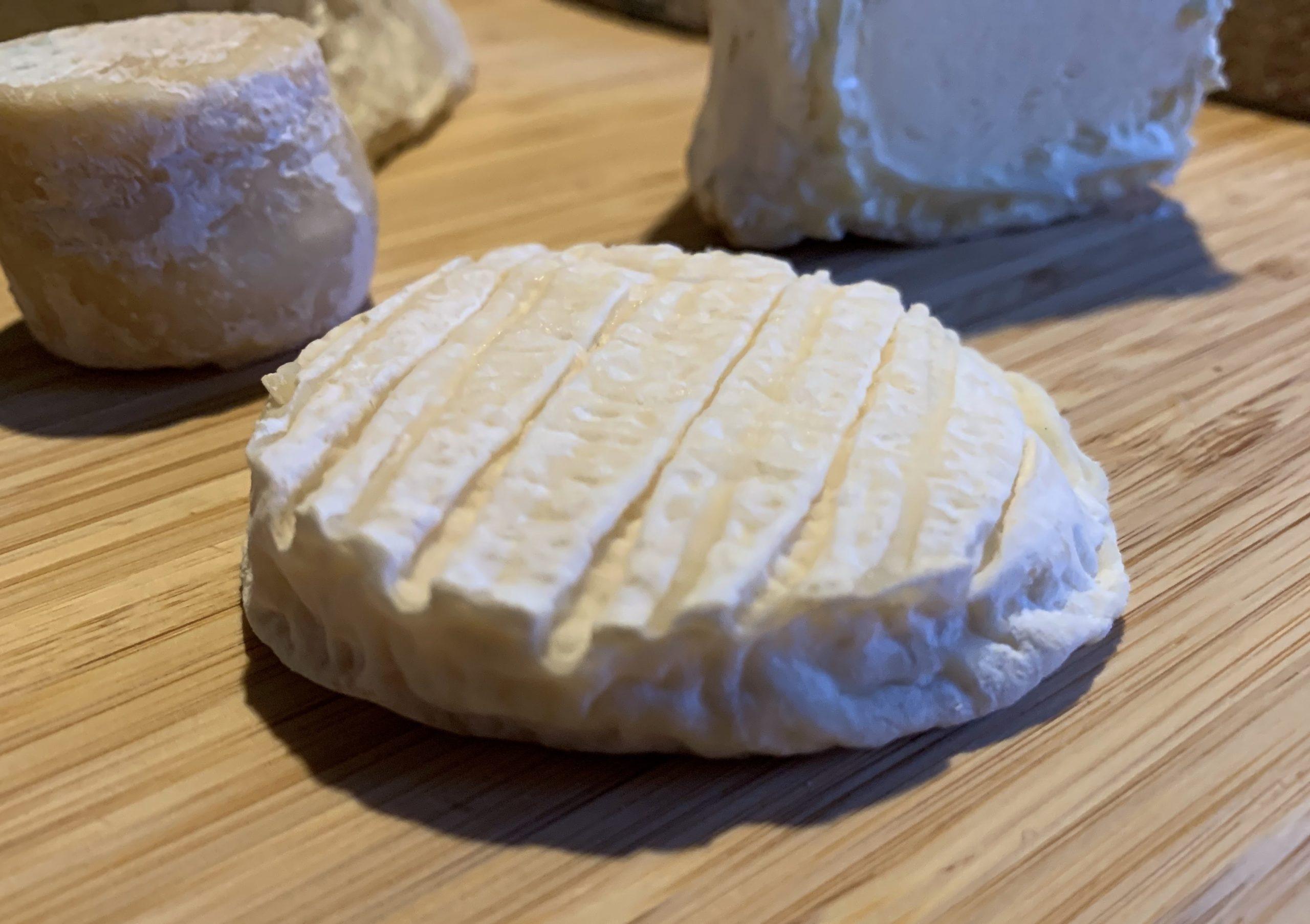 Rocamadour cheese