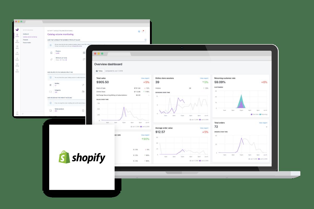 Shopify-screen
