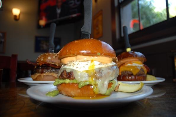 Fresh Order Veggie Burger