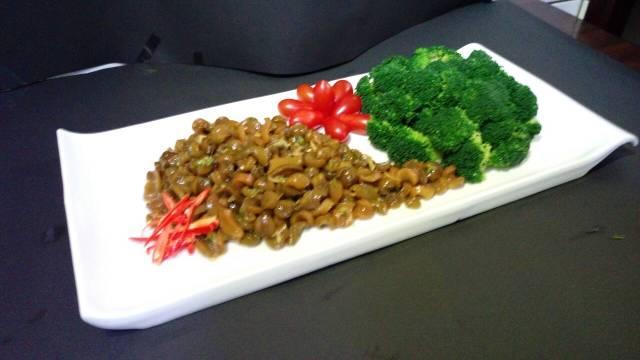 素食年菜 翠玉素螺