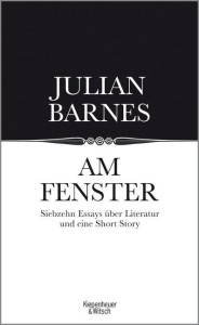 am fenster julian barnes