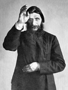 Grigori Rasputin (um 1914/16)