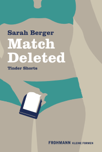 Cover: Sarah Berger Match Deleted