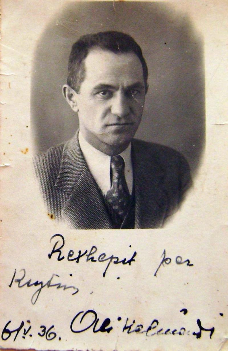 Ali Kelmendi, njëri nga