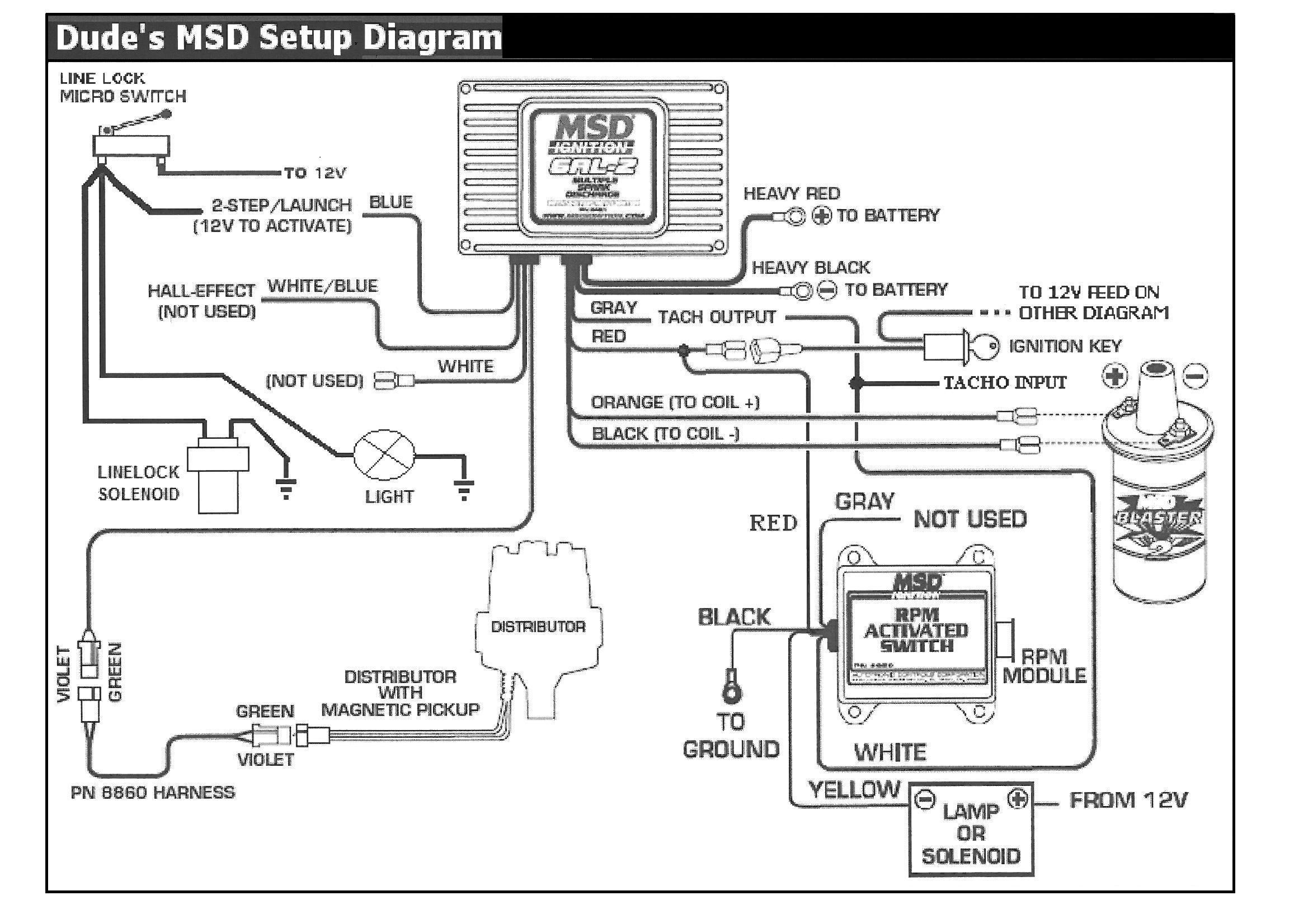Zex Nitrous Wiring Diagram